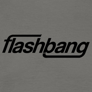 Flash Bang simple - 25kr don - T-shirt Homme