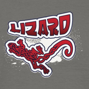 Cool lézard tribal - T-shirt Homme