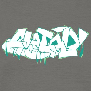 fataly graffiti - Men's T-Shirt