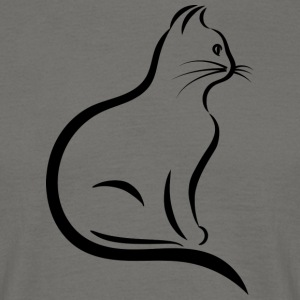 MY CAT COLLECTION - Männer T-Shirt