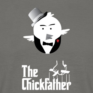The Chick Father - Men's T-Shirt