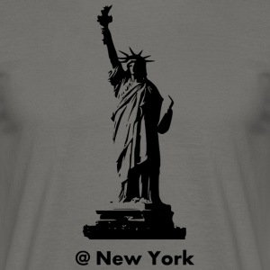 New York - T-skjorte for menn