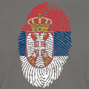 SERBIA 4 EVER COLLECTION - Männer T-Shirt