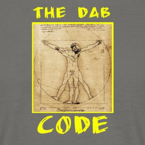 The Dab Code Two Yellow / Yellow Code Dab bis - Men's T-Shirt