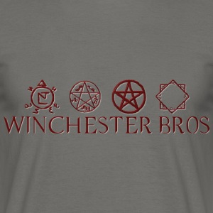 Winchester_Bros - Men's T-Shirt