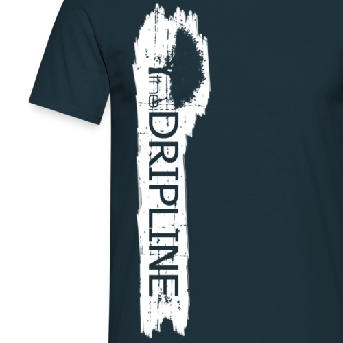 Dripline Grunge - Men's T-Shirt