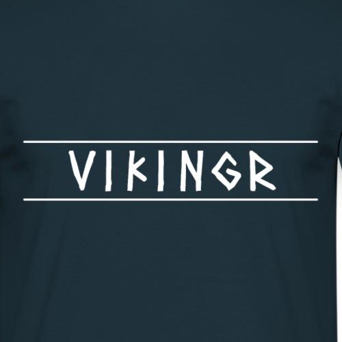 Vikingr - Männer T-Shirt