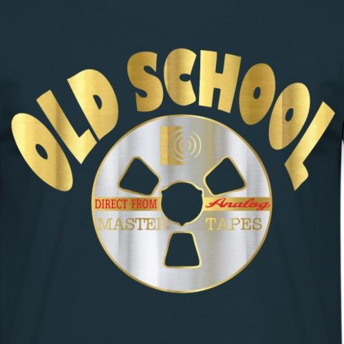 gold master tape - Men's T-Shirt