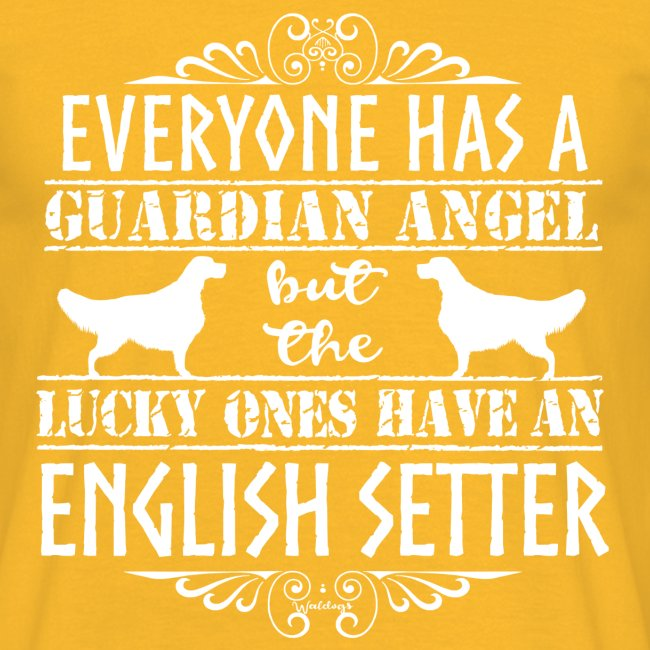 English Setter Angels