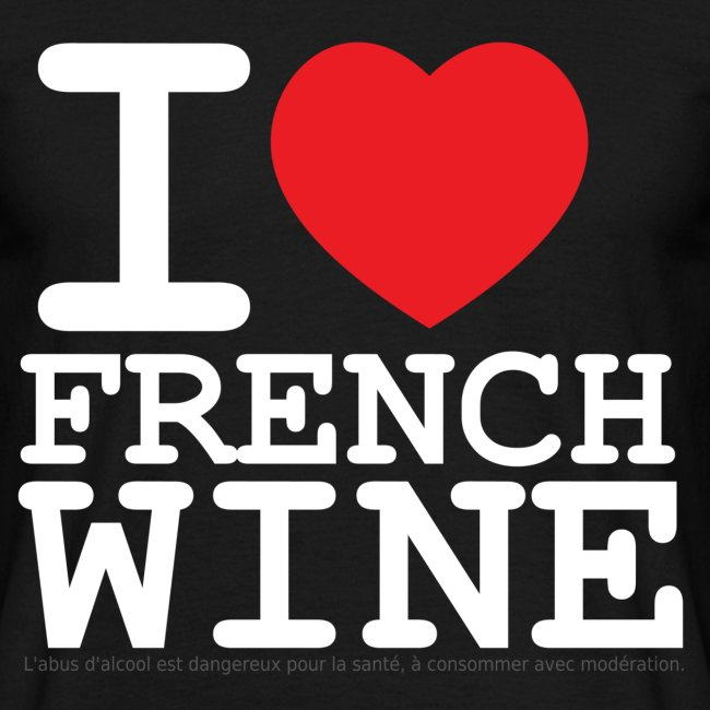 I love French Wine