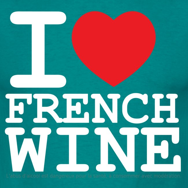 I love French Wine