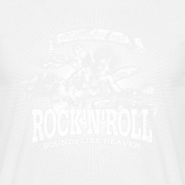 Rock 'n' Roll - Sounds Like Heaven (valkoinen)