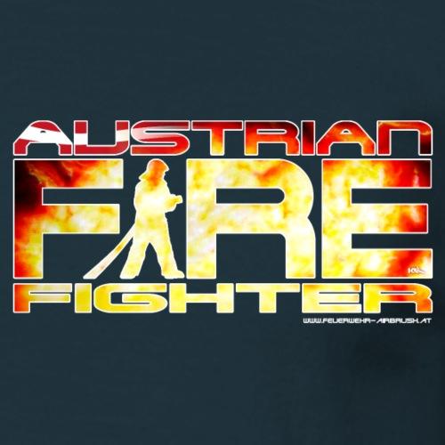 austrian firefighter - Männer T-Shirt