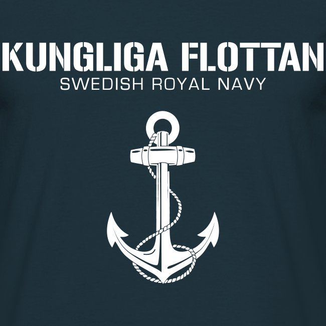 Kungliga Flottan - Swedish Royal Navy - ankare