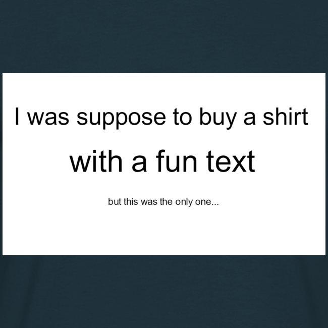 Funshirt
