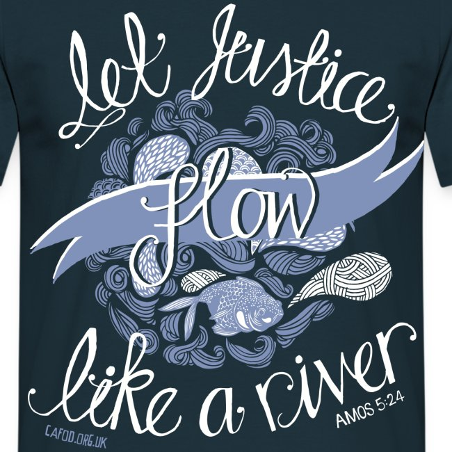Let Justice Flow front