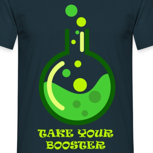 Potion Take your booster - T-shirt Homme