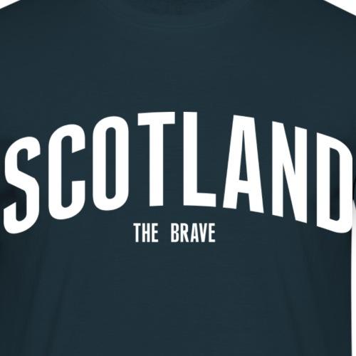 SCOTLANDTHEBRAVE - Men's T-Shirt