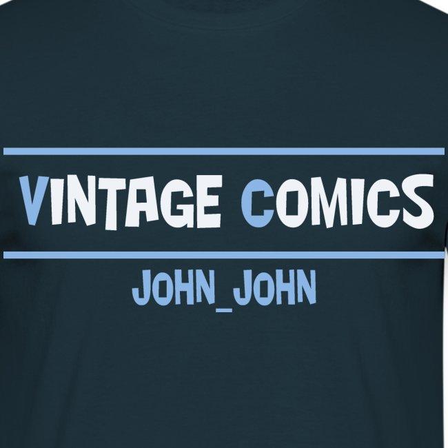 logo maglietta john john