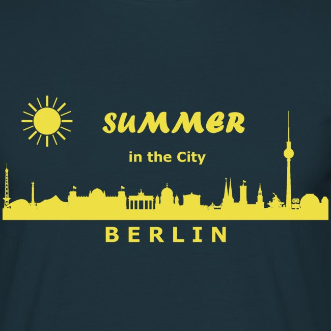 Summer in the City Berlin