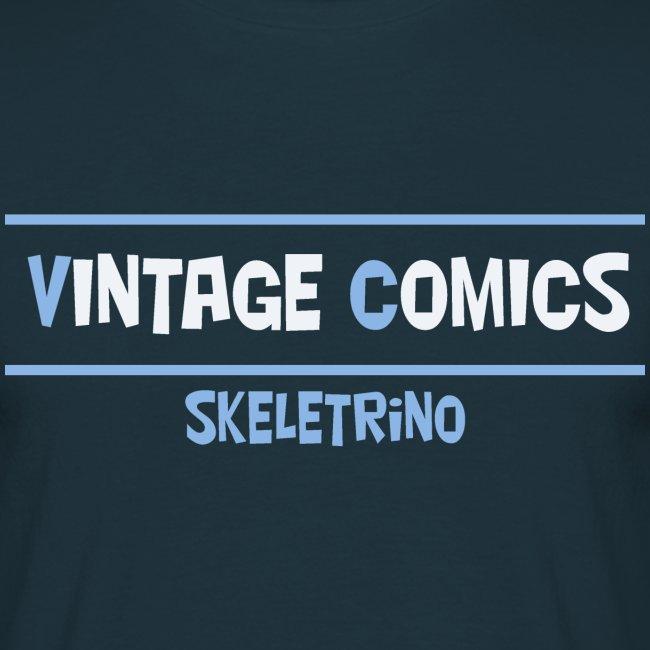 logo maglietta skeletrino