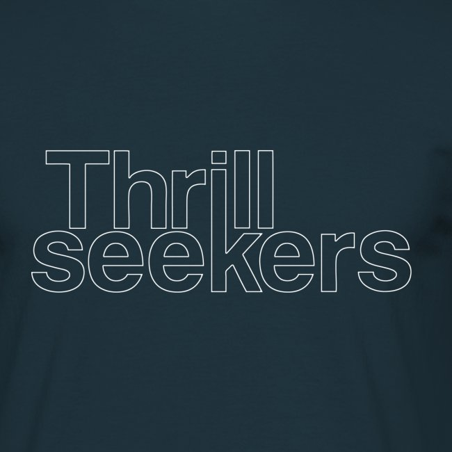thrill logo outline png