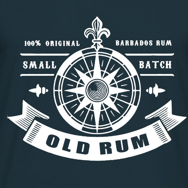 Old Rum white