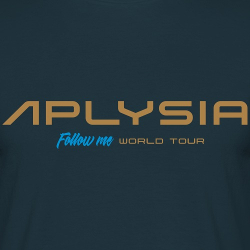 Aplysia Follow me Ghostbox Staffel 2 T-Shirts