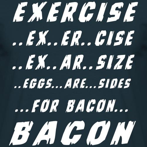Exercise - Männer T-Shirt