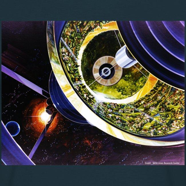 Bernal Spheres - NASA space colony study