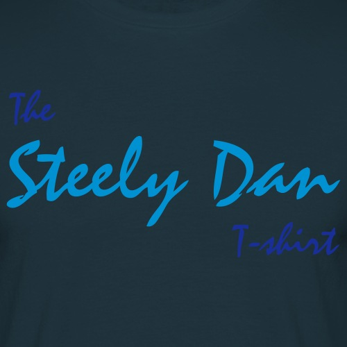 thesteelydantshirt - T-skjorte for menn