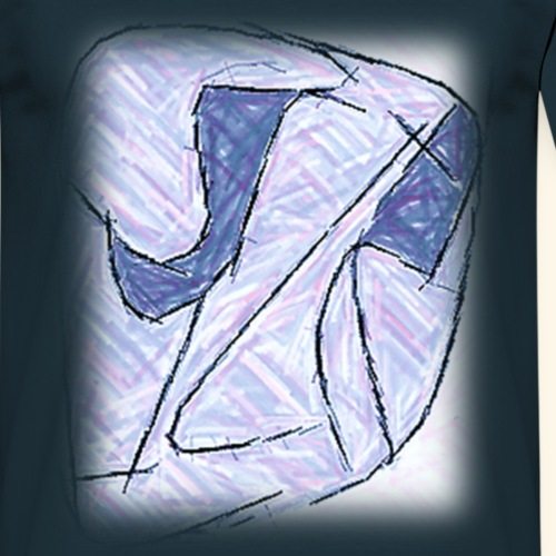 Muster 8 - Männer T-Shirt