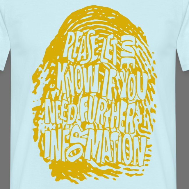 Fingerprint DNA (yellow)