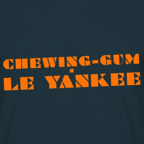 Chewing-gum Le Yankee