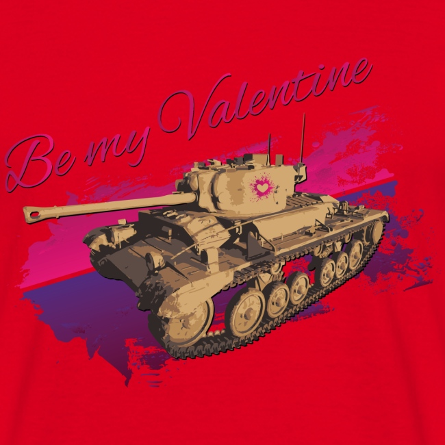 Be my Valentine Tank