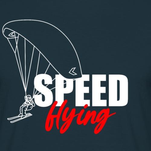 Speedflying - Männer T-Shirt