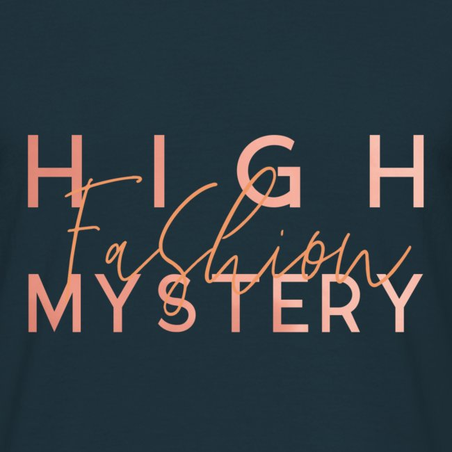 High Fashion Mystery