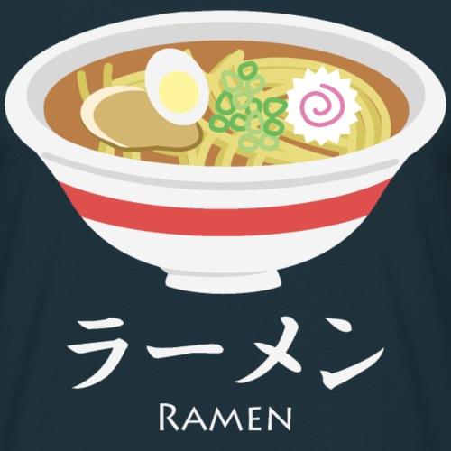 Ramen - Mannen T-shirt