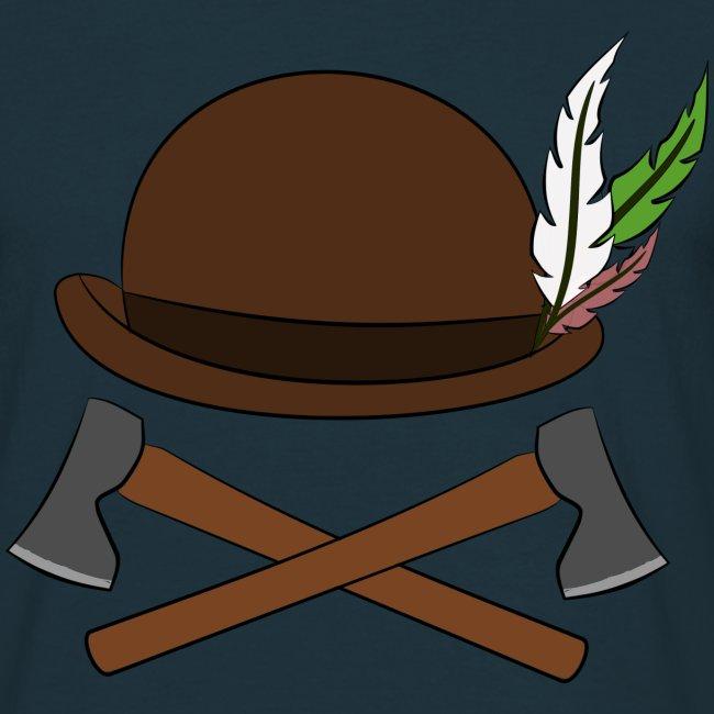 The Captain's axe