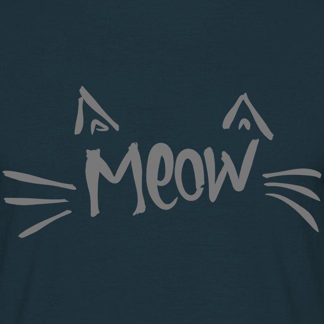 Vorschau: meow2 - Männer T-Shirt