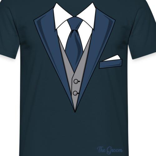 El novio. Elegante pero informal - Camiseta hombre