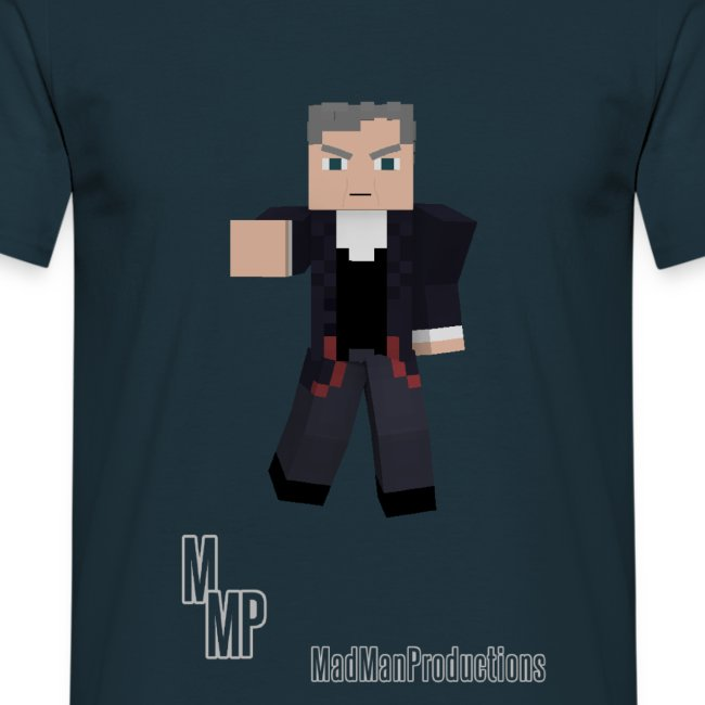 Minecraft 12th Doctor