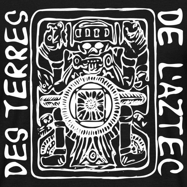 Des Terres De L'Aztec (biały)