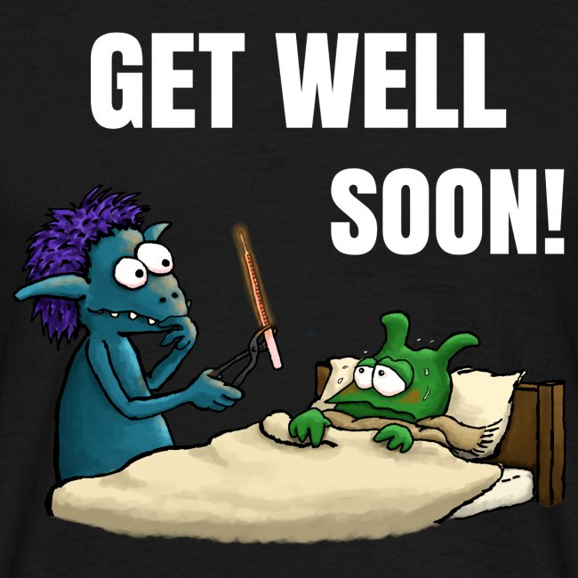 Flu get well soon