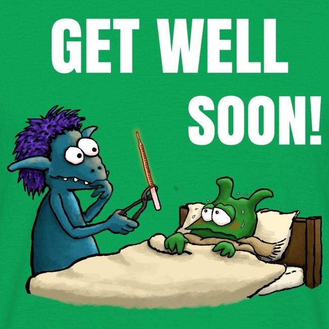 Flu get well soon