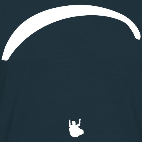 Paragleiter Gleitschirm Paraglider - Männer T-Shirt