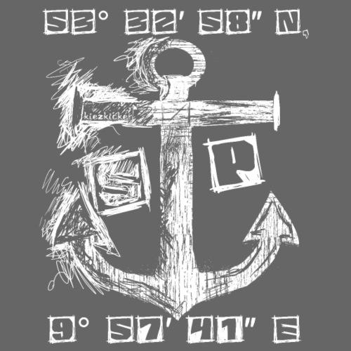 St. Pauli Anker - Männer T-Shirt