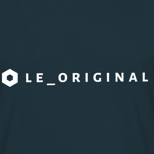 LE — Original - Männer T-Shirt