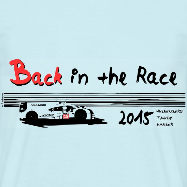 919 back in the race