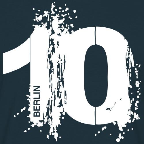 City 10 Berlin - Männer T-Shirt